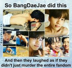No they laugh because they know they did