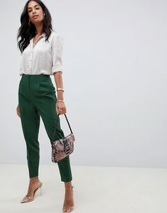 36a8cab8772 47 Great Cigarette trousers outfit ideas images