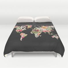 Cover yourself in an originally designed ultra soft microfiber duvet cover. Our duvet covers are hand sewn and meticulously crafted, vividly featuring your favorite designs on lightweight microfiber w