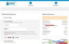 Jumlah yang harus di  Jumlah yang harus dibayarkan setelah dipotong voucher gratis Blibli | SurveiDibayar.com