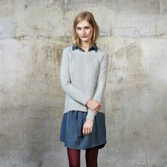 Mina Mohair Blend Jumper | Citta Design