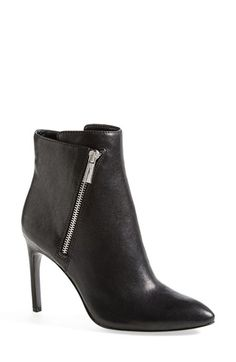 Vince Camuto 'Chantel' Asymmetrical Zip Bootie (Women) available at #Nordstrom