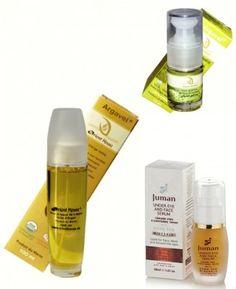 Sada s arganovým, opunciovým olejom a sérom s minerálmi z mŕtveho mora Face Serum, Minerals, Shampoo, Soap, Personal Care, Bottle, Beauty, Personal Hygiene, Flask