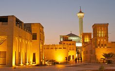 Are you staying in Bur Dubai and want a taste of Dubai's historic past and quaint charm? You should certainly consider exploring the beautiful Al Bastakiya district. The district was constructed way back in the 1890s and used to support a maximum of 60 housing units which were located along charming, winding lanes.  Read More On #GoldensandsdubaiBlog