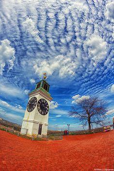 Novi Sad, Petrovaradin Serbia