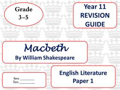 To be printed as mini revision guides. Handy for homeworks or private study. AQA GCSE new spec Lit. The 3 guides are not very different to each other - just simplified closer to the lower end. Might save you a couple of hours! English Gcse Revision, Gcse English, English Literature, A Christmas Carol Revision, Macbeth William Shakespeare, Revision Guides, Aqa, Human Soul, Teaching English