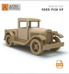 Wooden Toy Plans – Page 2 – AOBi Workshop