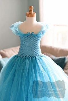 Our fully lined Cinderella tutu dresses are now on SALE just in time for the holidays!! The ultimate costume for Halloween, birthdays, parties,