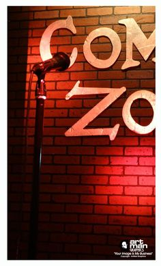 Photography: The Comedy Zone - November 20, 2014 on Behance