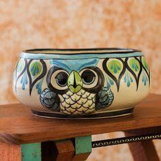 Owl Dinnerware by Roberto Perez