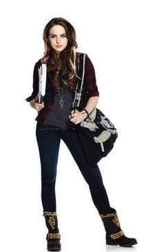 Elizabeth Gillies, Jade West Victorious, Victorious Cast, Jade West Style, Jade And Beck, Liz Gilles, Lgbt, Actrices Hollywood, Outfits