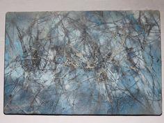 aquarelle aiguilles de pin 2015 Raymond GUIBERT