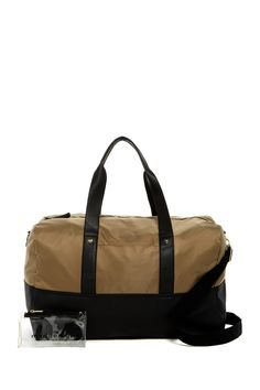 1fdc721a705a Madden Girl - Roadie Nylon Overnighter at Nordstrom Rack. Free Shipping on…  Duffel Bag