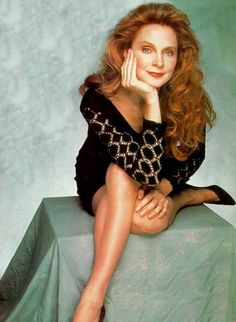 Gates McFadden, my first redhead inspiration. I wanted to