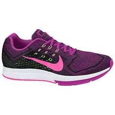 c1f77201baac Nike Air Zoom Structure 18 Women s Running Shoes at John Lewis   Partners