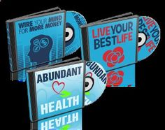 100% FREE Meditation MP3 Audio Tracks - JUST RELEASED Live Your Best Life - Wire Your Mind for More Money - Abundant Health