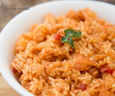 Looking for a simple and delicious Instant Pot Spanish rice with chicken recipe? You found a great way to make arroz junto con pollo here!