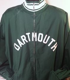 Stall & Dean Dartmouth College Ivy League Collection Mens 5XL Lightweight Jacket #StallAndDean #BasicJacket