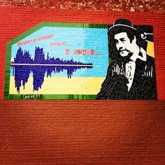 Montreal, Street Art, Movies, Movie Posters, Films, Film Poster, Cinema, Movie, Film