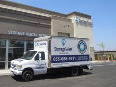 At Storage West Orange We Offer A Free Move In Truck!