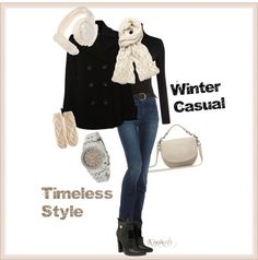 Timeless Style - Winter Casual