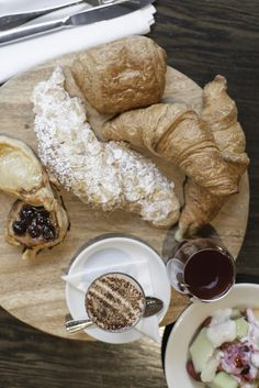 Delicious Danishes for breakfast at dish Restaurant / Royce Hotel Melbourne Melbourne Accommodation, Hotel Meeting, Danishes, Old World Charm, Royce, Restaurant, Breakfast, Food, Breakfast Cafe