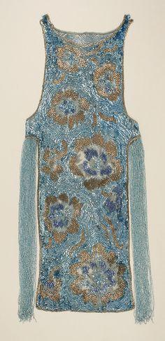 Dress Worth, 1924 The Metropolitan Museum of Art