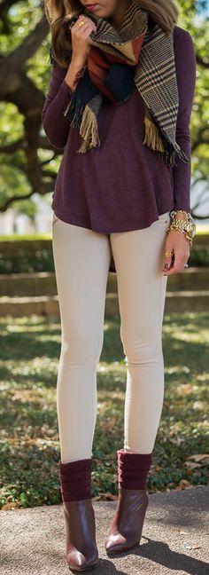James Jeans + Autumnal Colors