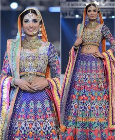 Pinterest: @pawank90 Women's Ethnic Fashion, Traditional Trends, Lehenga, Saree, Pakistan Street Style, Bollywood Fashion, Desi, Sequin Skirt, Indian