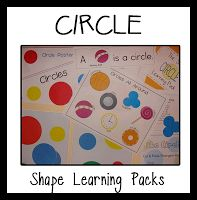 Shapes for ALL! Grab these freebies! - Me & Marie Learning