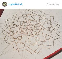 Geometric Designs, Geometric Art, Islamic Patterns, Islamic Designs, Moorish, Arabesque, Islamic Art, Sacred Geometry, Design Tutorials