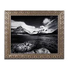Philippe Sainte-Laudy 'Took So Long' Ornate Framed Art