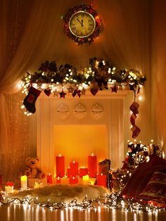 Romantic Christmas mood !!!