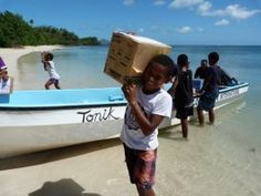 "Yes ""Al the Green Rain Train"" makes It to the Fiji Islands, a book donation, with a unique Educational, Experience, by way of ""Tonik"""