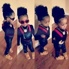 cute mixed little girls with swag and curly hair - Google Search