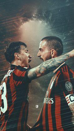Romagnoli and Bonucci