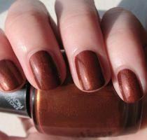 Talkof the TownBrown / OPI 2006 Rockettes collection