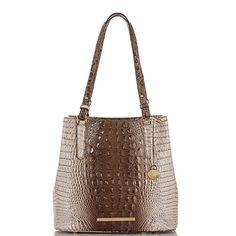 Hudson Bucket Bag<br>Amaretto Melbourne