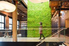 Slack Technologies Vancouver Headquarters | Architect Magazine | Leckie Studio Architecture + Design, Vancouver, Canada, Office, Interiors, Renovation/Remodel, Office Projects, Interior Design, British Columbia, Slack