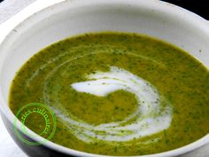soupe de chou kale