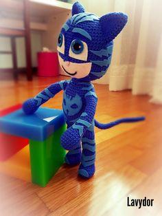 Catboy crochet