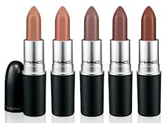 MAC Artifically Wild Lipstick...great shades for Fall!