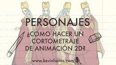 Aprende como hacer la Rotación del Diseño de Personajes de un Cortometraje de Animación 2D. http://blgs.co/2O6NZ4
