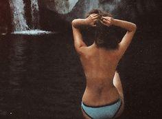 Turquoise Neoprene Surfer Bikini Bottoms by nueraswim on Etsy, $52.95