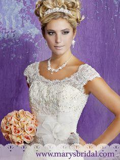 5633 Close-up Mary's Bridal, Lace Wedding, Wedding Dresses, Close Up, Fashion, Bride Dresses, Moda, Bridal Gowns, Fashion Styles