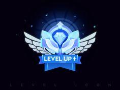 Game Ui Design, Badge Design, Icon Design, Icon Gif, I Icon, Qhd Wallpaper, Ui Buttons, Badge Icon, Game Interface