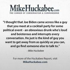 Mike huckabee <3