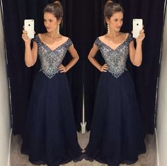 #Blue perfect dress