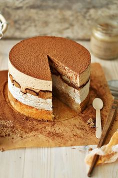 Happy Foods, Recipies, Cheesecake, Good Food, Sweets, Meals, Baking, Ethnic Recipes, Cakes