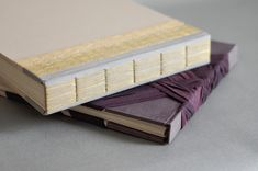 website of book binding by Natalie stopka